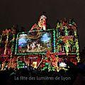 Mon top 10 lumières: n°1: la fête des lumières de lyon
