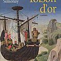 La légende de la toison d'or ~~ bernard simonay