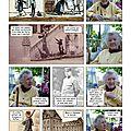 Pauline page 46 : enfant de troupe