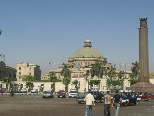 Le Caire, universite technologique