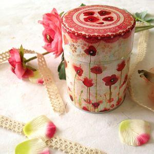 minasmoke boîte à thé