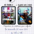 Expo/vente de printemps...