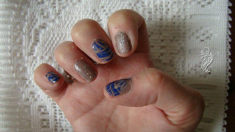 stamping bleu A43 5