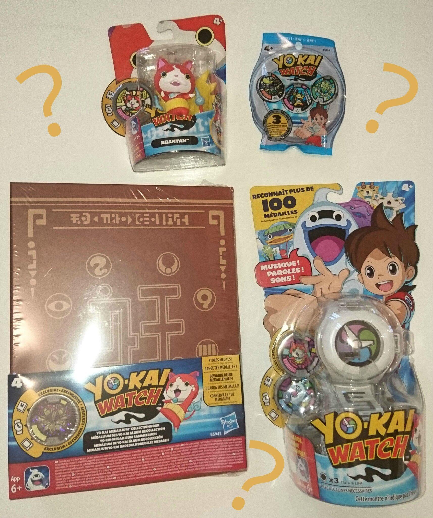 Yo-Kai Watch, le jeu que je ne comprends pas et que ma Zébulon adore