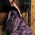 Robe Gothique Violetta