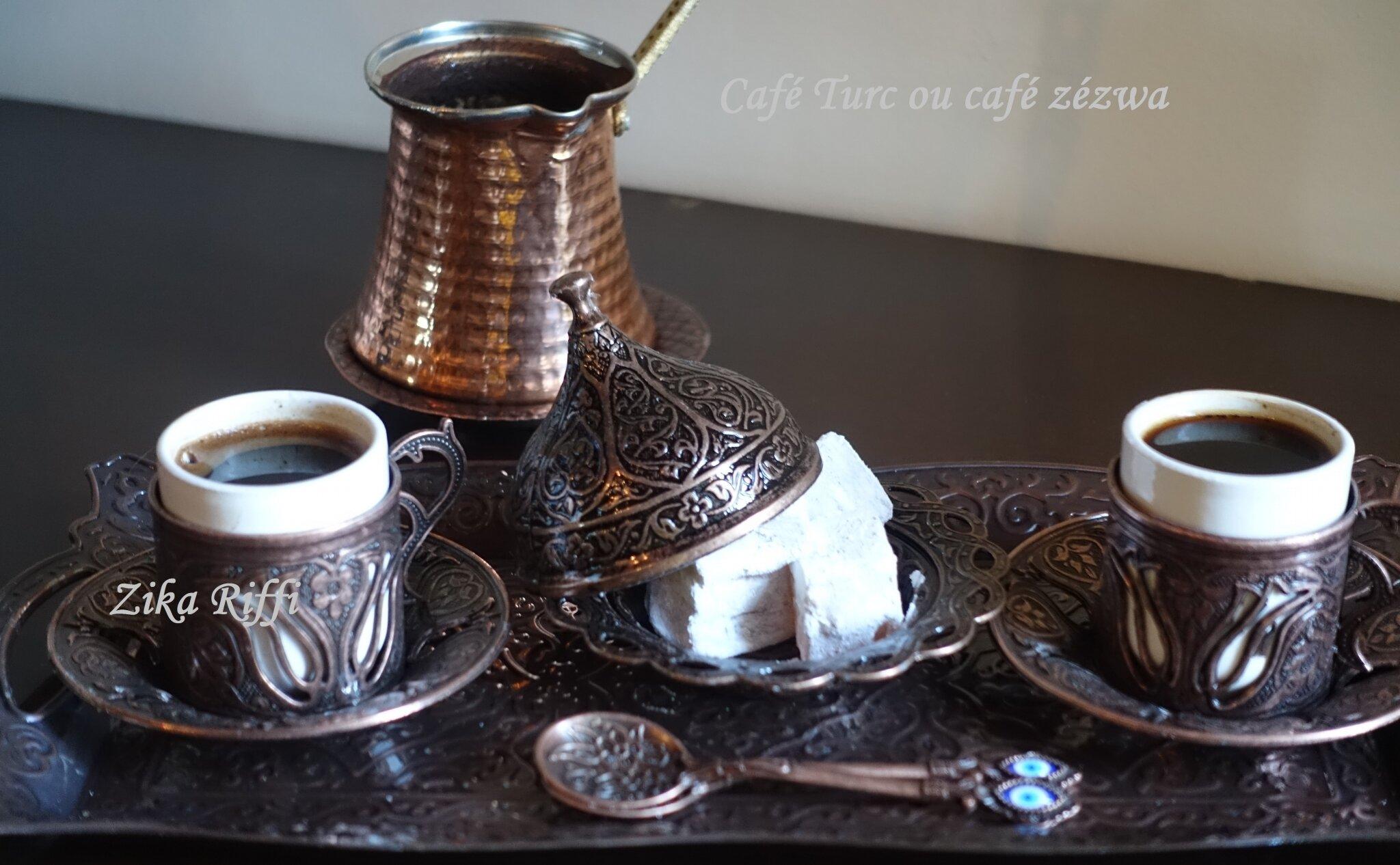 Caf turc recette cezve ou zezwa a istanbul cuisine de for Table 6 km turquie