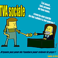 TVA sociale, les amis , ensemble relevons le pays ! SarK.O 2012