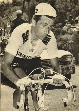 119) Tom Simpson TDF 1967