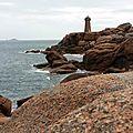 Notre escapade sur la côte de granit rose...