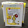 Portes ouvertes des ateliers d'artistes de belleville 2013