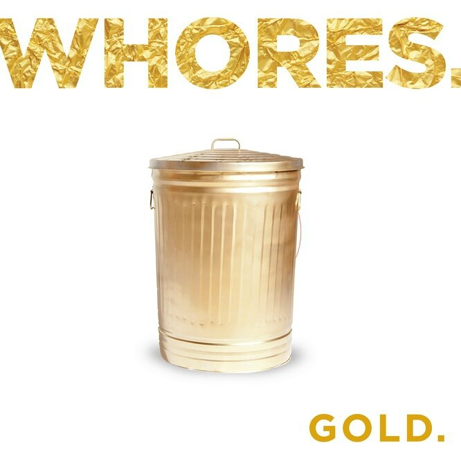 WHORES_Gold