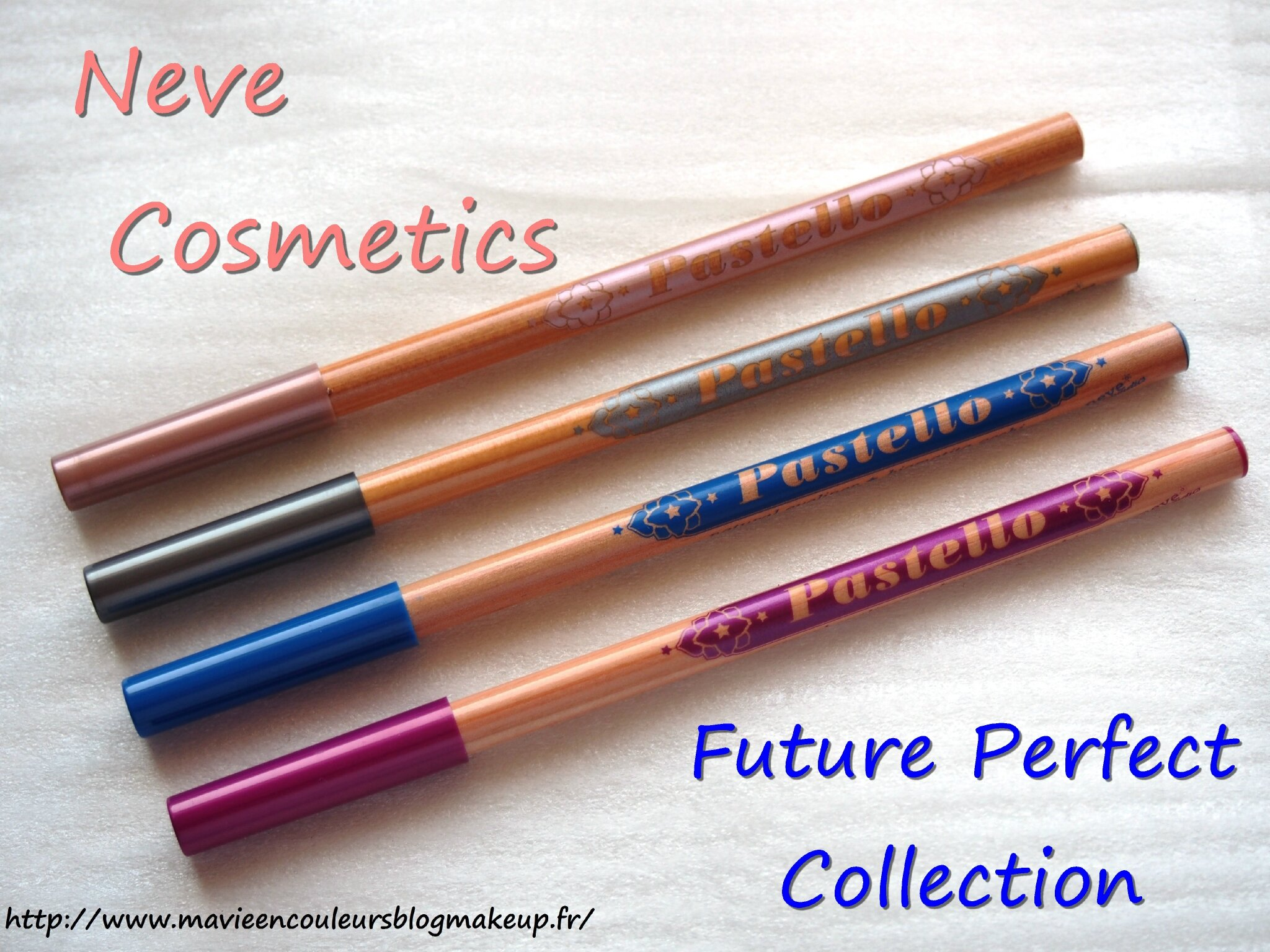Future perfect,la nouvelle collection de pastello par neve cosmetics.