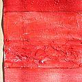 Effets de textures à l'acrylique pour les drapés
