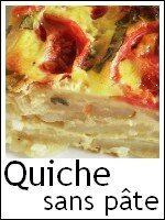 Quiche sans pâte - index1