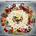Tokyo international great quilt festival 2014