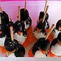 Les pingouins apéro