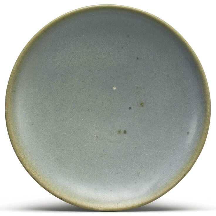 A 'Jun' dish, Song dynasty