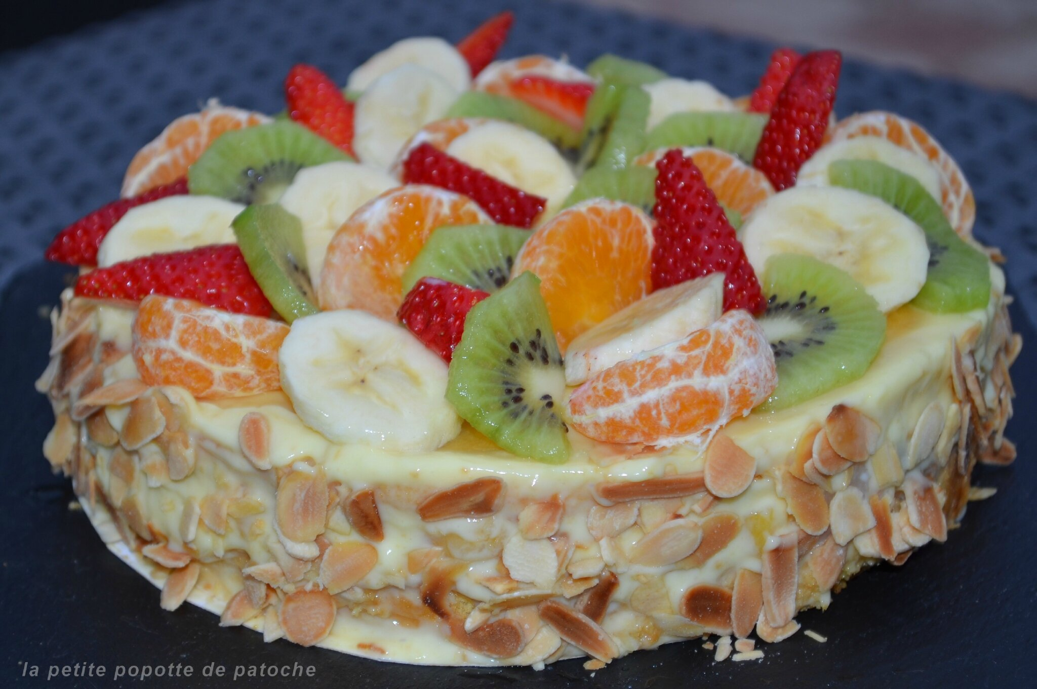 MARQUISE aux FRUITS