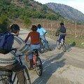 En bicicleta, descubrimos lugares maravillosos