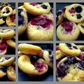 clafouti aux fruits rouges