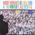 Woody Herman's Big New Herd - 1960 - At The Monterey Jazz Festival (Atlantic)