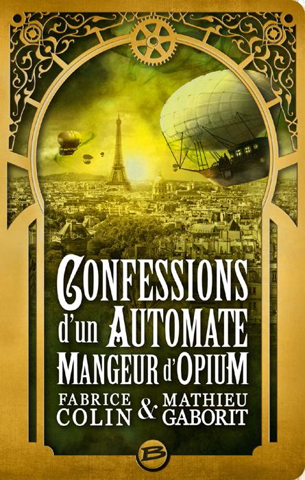 confessions d'un automate