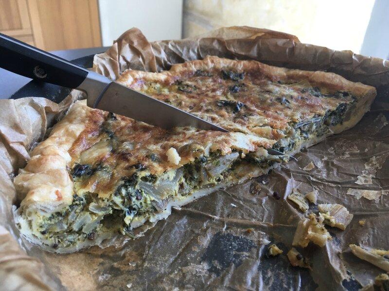 tarte blettes - 2