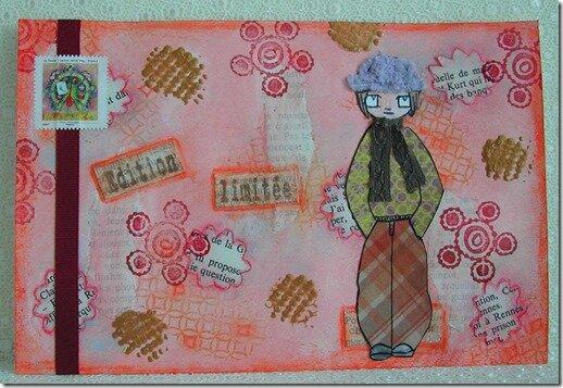 mail art 40