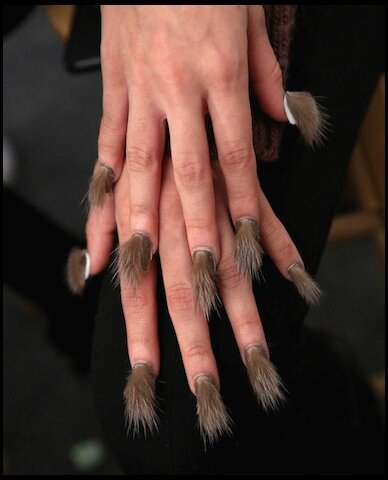 furry nails 2