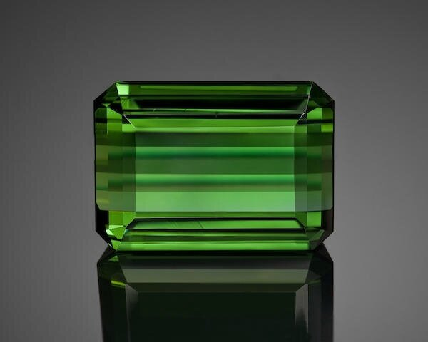 Exceptional Green Tourmaline