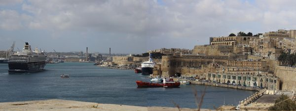 panoramique port
