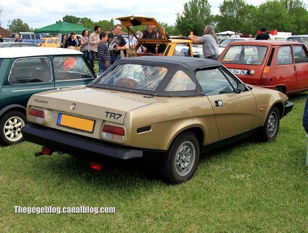 Triumph TR7 cabriolet (Retro Meus Auto Madine 2012) 02