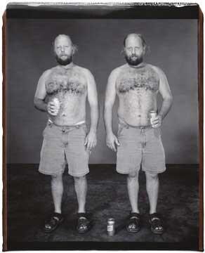 Pete and Art Beardsley, 44 ans