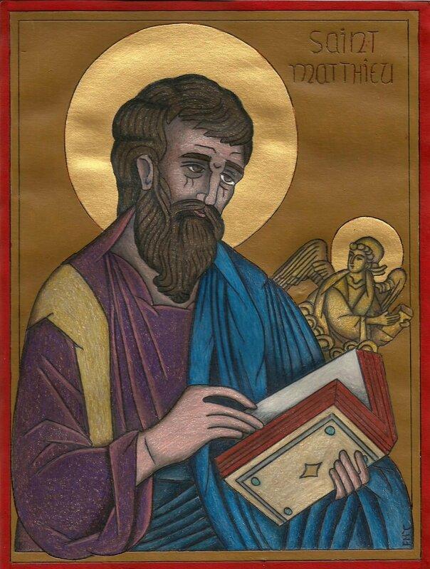 St Matthieu