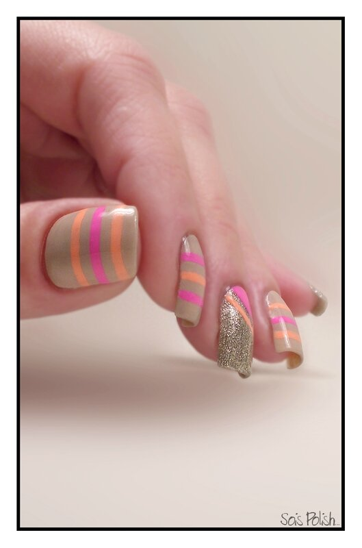China Glaze Essie Striping Tape Sois Polish