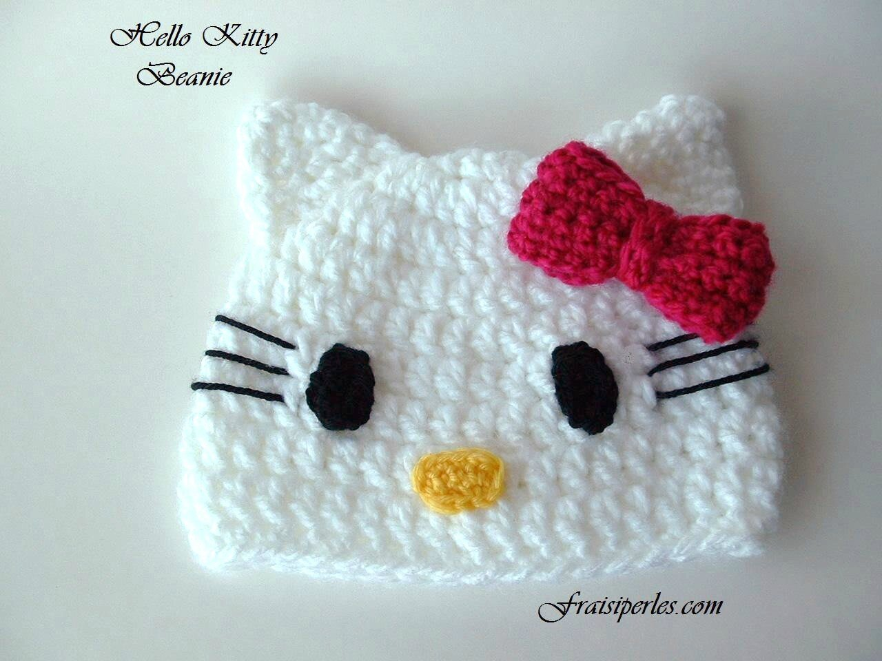 Hello Kitty Beanie