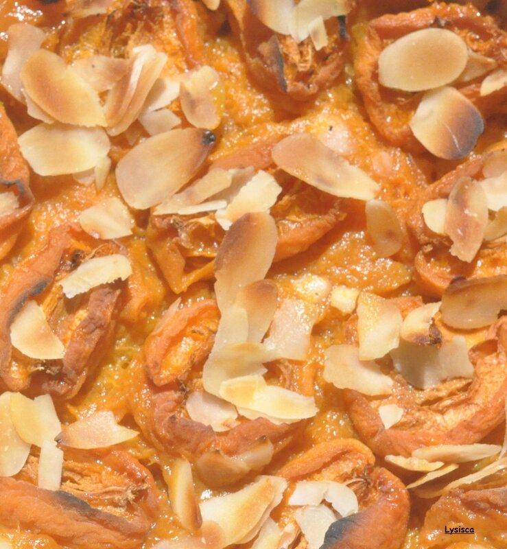 Tarte abricot1