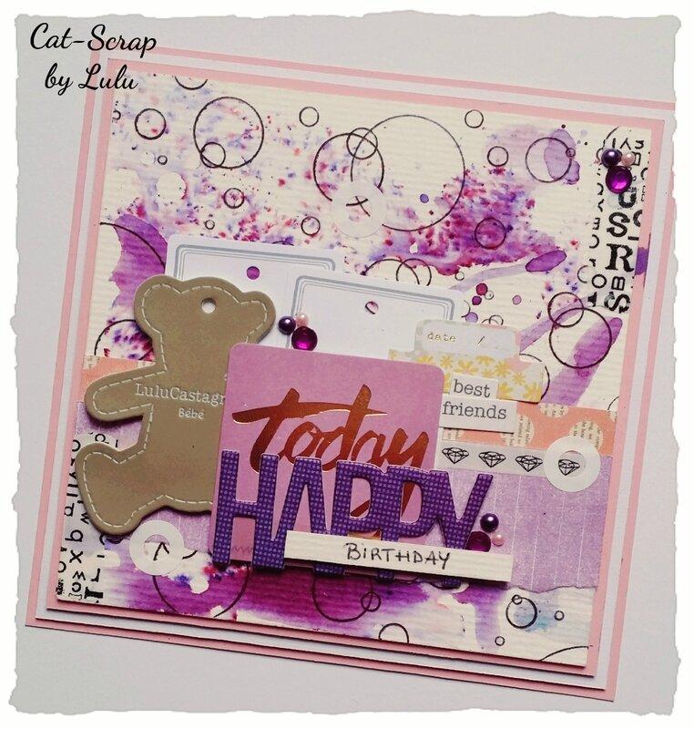CAT SCRAP (DT)