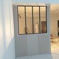 Coût verrière 4 vitres structure bois longueur 1513 mm