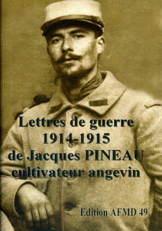 Correspondance de Jacques PINEAU du 21° R.I.