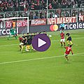 But lewandowski bayern munich v atlético madrid (vidéo)