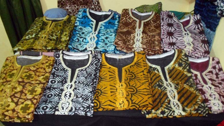 collection boubou court