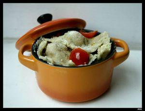 ravioli poulet tomates sechees cheddar2