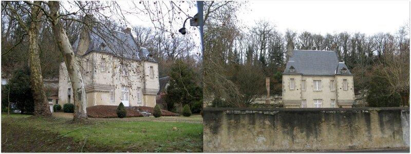 Château de la Roche-Musset Cinq-Mars-la-Pile z