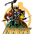 Avengers by sarah