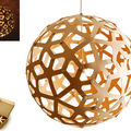 suspension Coral - design David Trubridge pour Moaroom
