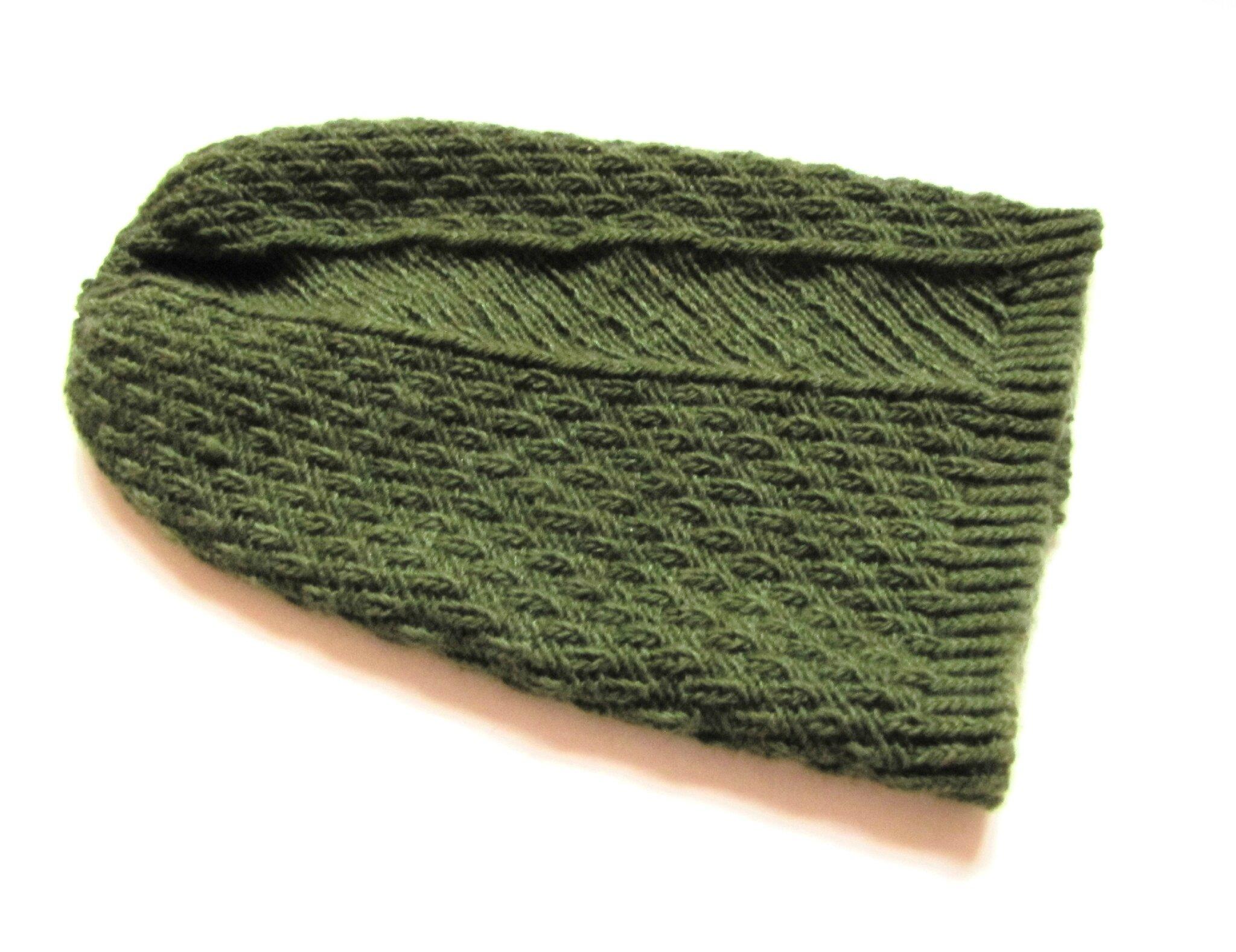 Un bonnet pour l'hiver?