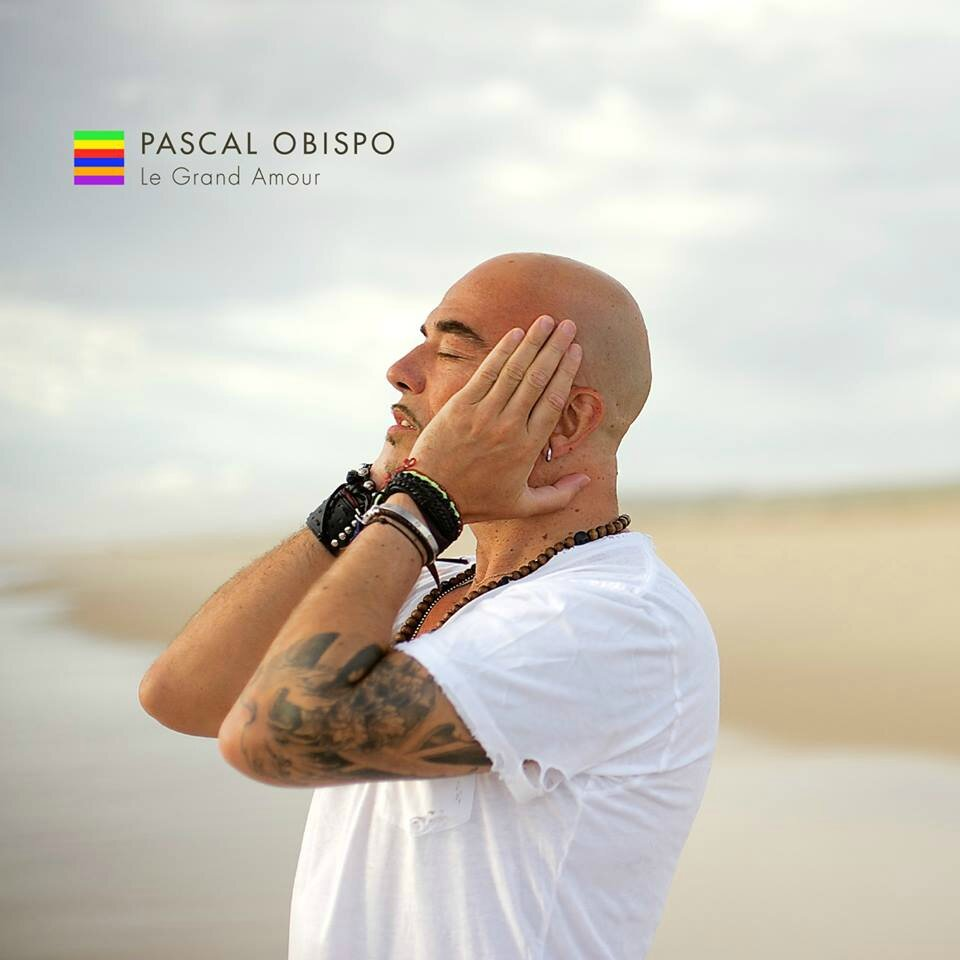 "Pascal Obispo - Album ""Le Grand Amour"" en vente partout ! ""Album best of ""MillésimeS"" toujours disponible"