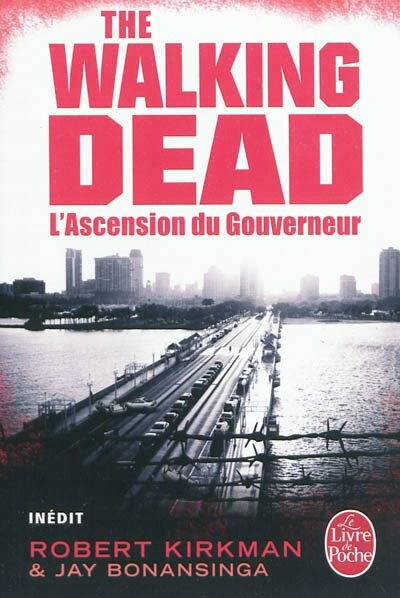 The Walking Dead, tome 1 : L'Ascension du Gouverneur
