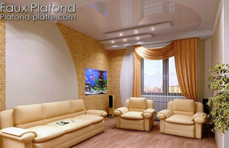 faux plafond suspendu extra faux plafond design. Black Bedroom Furniture Sets. Home Design Ideas